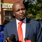 Moses Kuria Delivers Worrying News Ahead Of DP Ruto's Visit In Murang'a