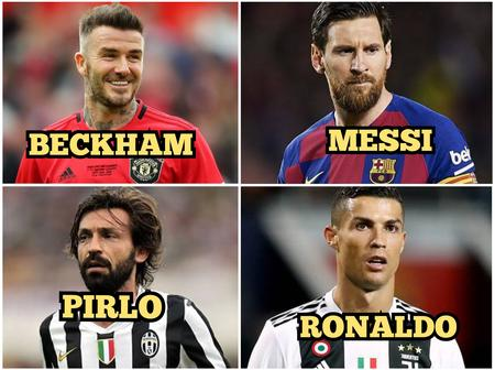 If The Score is 1-1 And At The 90th Minute You Were Awarded A Penalty, Who'll You Chose To Take It?