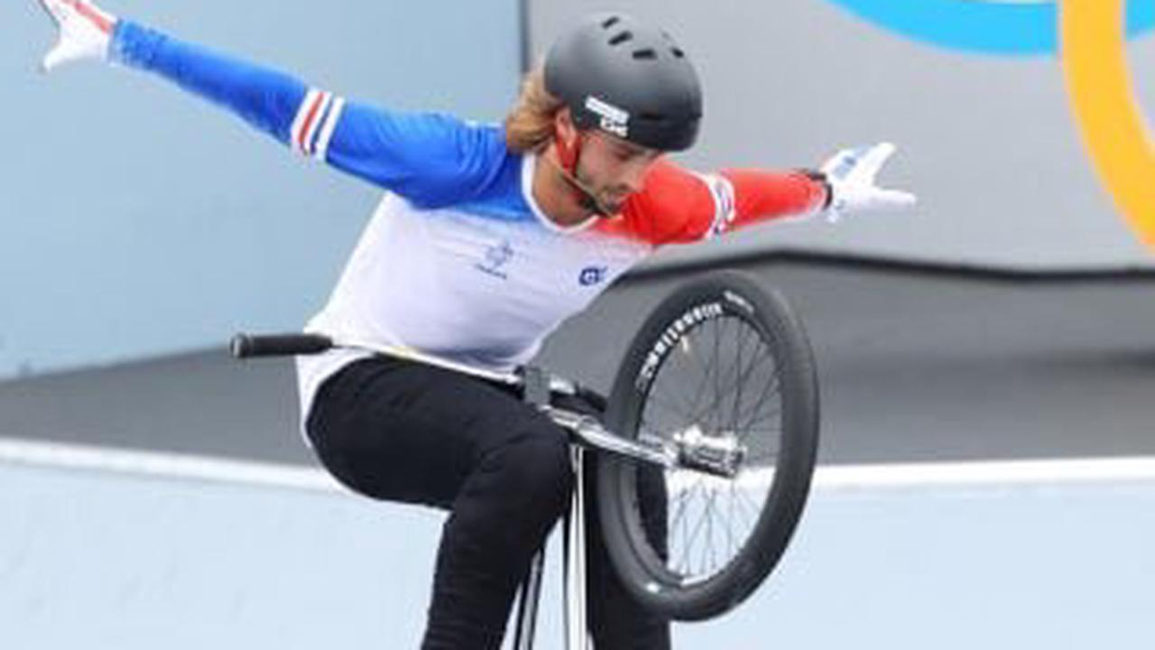 JO de Tokyo - BMX freestyle (Park/H) : Pas de médaille pour Jeanjean