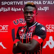 I Have a Dream to Fulfill at USM Alger - Kwame Poku
