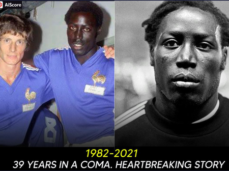 Read The Touching Story Of This PSG Superstar Who Has Been In Coma Since 1982