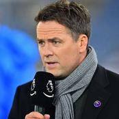 Micheal Owen Predicts EPL Scoreline Between Chelsea And Manchester United