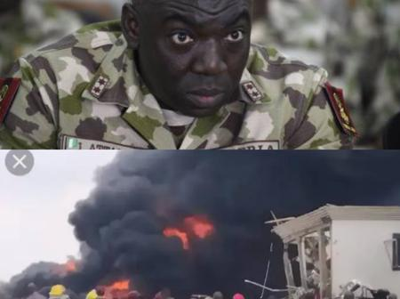 After Nigerian Army Revealed Why Air Strike Was Launched on Akwa Ibom, See What Nigerians Are Saying