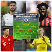 OPINION: Chelsea is going to have the best team in the whole of Europe – check out this.
