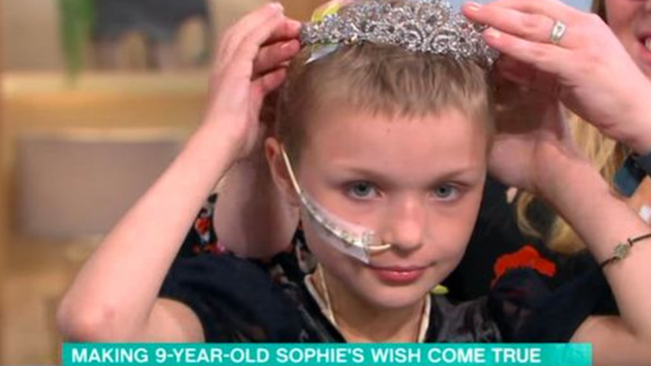 ITV This Morning star Sophie Fairall tragically dies aged just 10