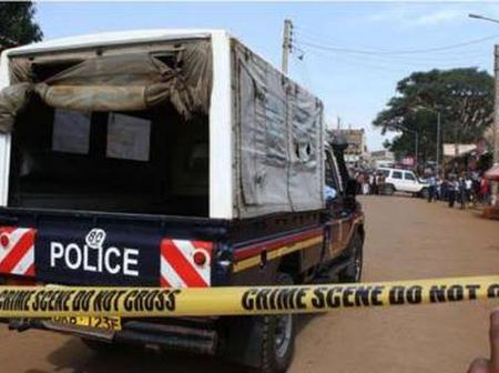 Sad Times As A Class 7 Orphan Boy Is Injured After He Was Allegedly Assaulted Sexually By a Police Officer
