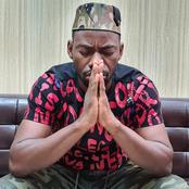 Affaire le général Makosso pleure en plein direct: voici l'émouvant message de Deversailles