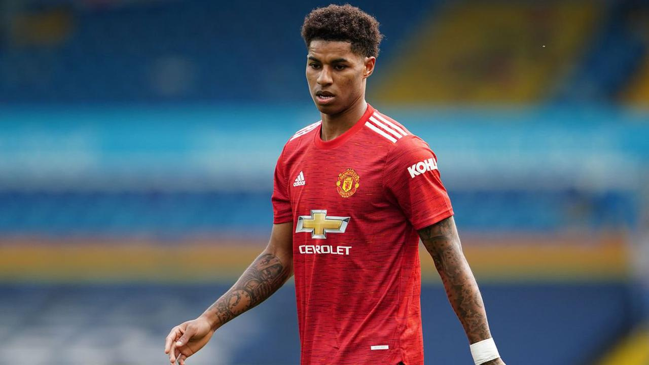 Rashford backs campaign to get parents signing up for summer holidays clubs