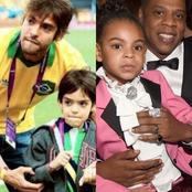No DNA required! See photos of celebrities that Look exactly like their Kids