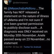 Robert Marawa publicly humiliate Masechaba Ndlovu