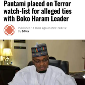 IT IS A LIE: Pantami is NOT on US Terror Watch-list for alleged Ties with Boko Haram