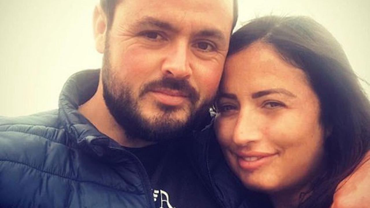 Chantelle Houghton SPLITS from fiancé Michael Strutt and reveals she has 'put on about three stone since the start of the pandemic'