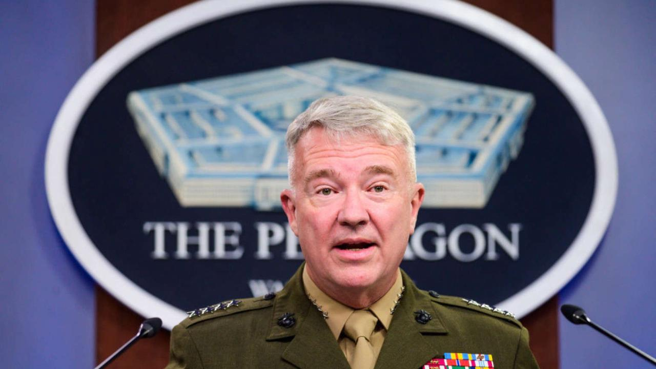 'As long as we can': Commander says fending off Taliban will end as US leaves Afghanistan