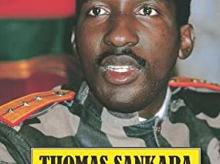 Step Aside, It Is Me They Want - Read The Brave Story On The Assassination Of Thomas Sankara (Photos)