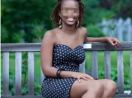 Love Gone Sour! Kenyan Lady Robbed Valuables Worth ksh. 25,000 By Foreign Lover She Met Online