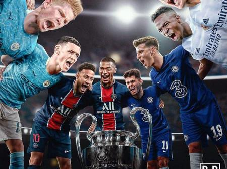Champions League Semi Finals Draw: 4 Things You Need To Know