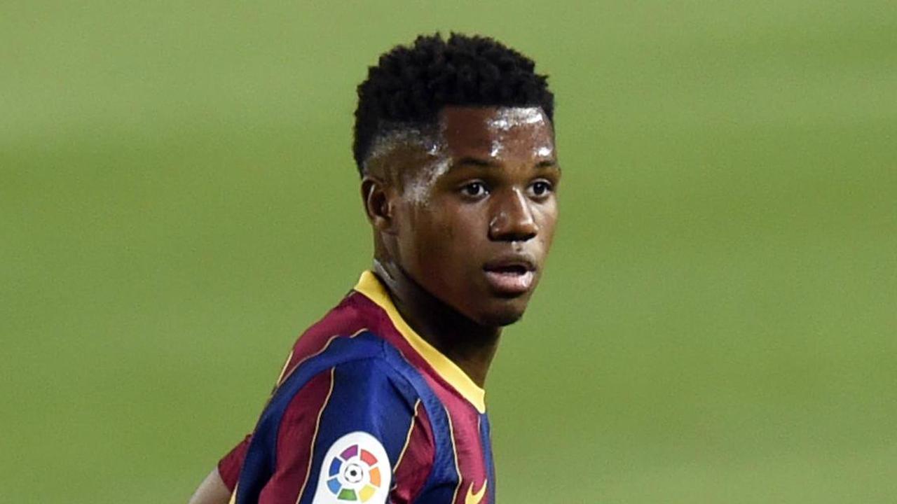 Barça : le retour d'Ansu Fati se précise !