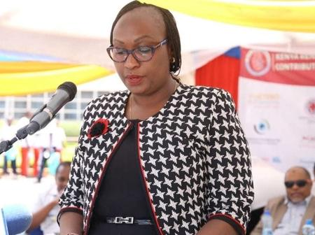 Acting Nairobi Governor, Ann Kananu Clears The Air On The Position She Intends To Hold Come 2022