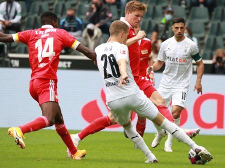 Super Eagles star shines for German Bundesliga giants in their League draw against Schalke 04