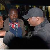 BREAKING: Finally Echesa Has Been arrested Over Slapping IEBC Official