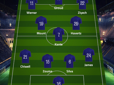 Havertz In, Giroud In - Chelsea Possible Lineup Against Rennes In The UCL Today