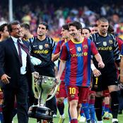 The New Barca President That Just Got Elected, See What He Achieved The Last Time He Was President