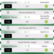 Win Today with the Following Sure Tips