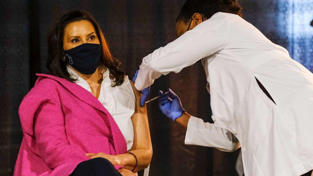 CDC chief says Michigan should 'shut things down,' vaccinating alone won't stop Covid surge