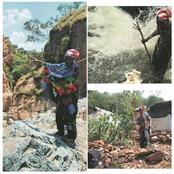 Sangoma Trapped In A Mountain, As River Snake Will Only Release Him To His Family