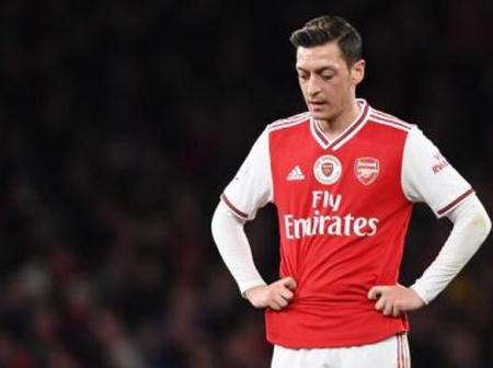 AC Milan is one of the clubs showing interest in Mesut Özil