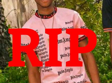 RIP: This Handsome Man Just Got Buried, Here's What Happened To Him(See Photos)