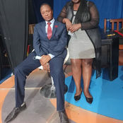 """Kwani Hii Kiatu Ni SGR?"" See Funny Reactions Following A Photo Posted By Jemutai Of Churchill Show"