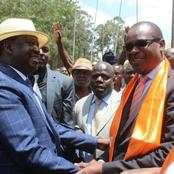 Homabay Residents Warned Against Electing Kidero As The Next Governor