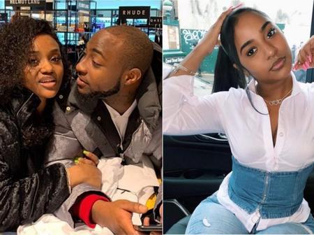 Fan Charges Davido To Address Or Debunk Kissing Saga With Mya Yafai