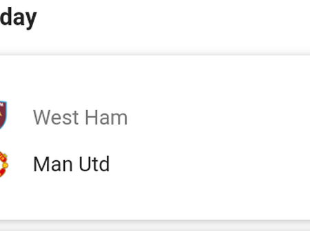 October 18, 2020: Manchester United continue unbeaten run as they ease past West Ham on matchday 5.