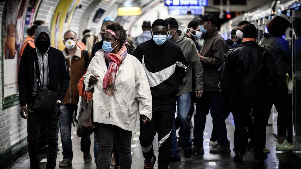 Le couvre-feu avancé à 18h entraîne-t-il vraiment une cohue dans le métro en fin de journée ?