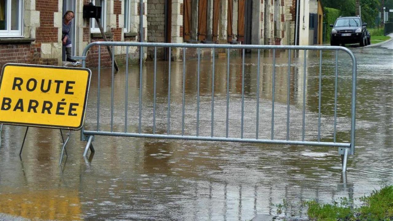 Inondations et coulées de boues en juin et juillet: voici la liste des communes reconnues en état de catastrophe naturelle dans l'Aisne