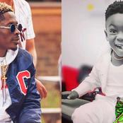 Meet All The Adorable Kids Of Shatta Wale.