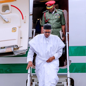 Today's Headlines: President Buhari Arrives In Abuja After Medical Trip, Lightning Kills Young Boy