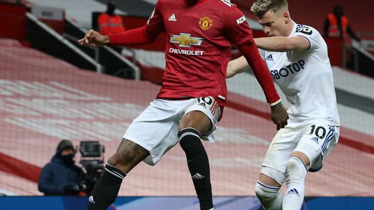 Man Utd star Marcus Rashford targets crunch Liverpool clash for comeback