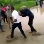 Video: Caught With Someone's Wife: This Is What He Did To Them