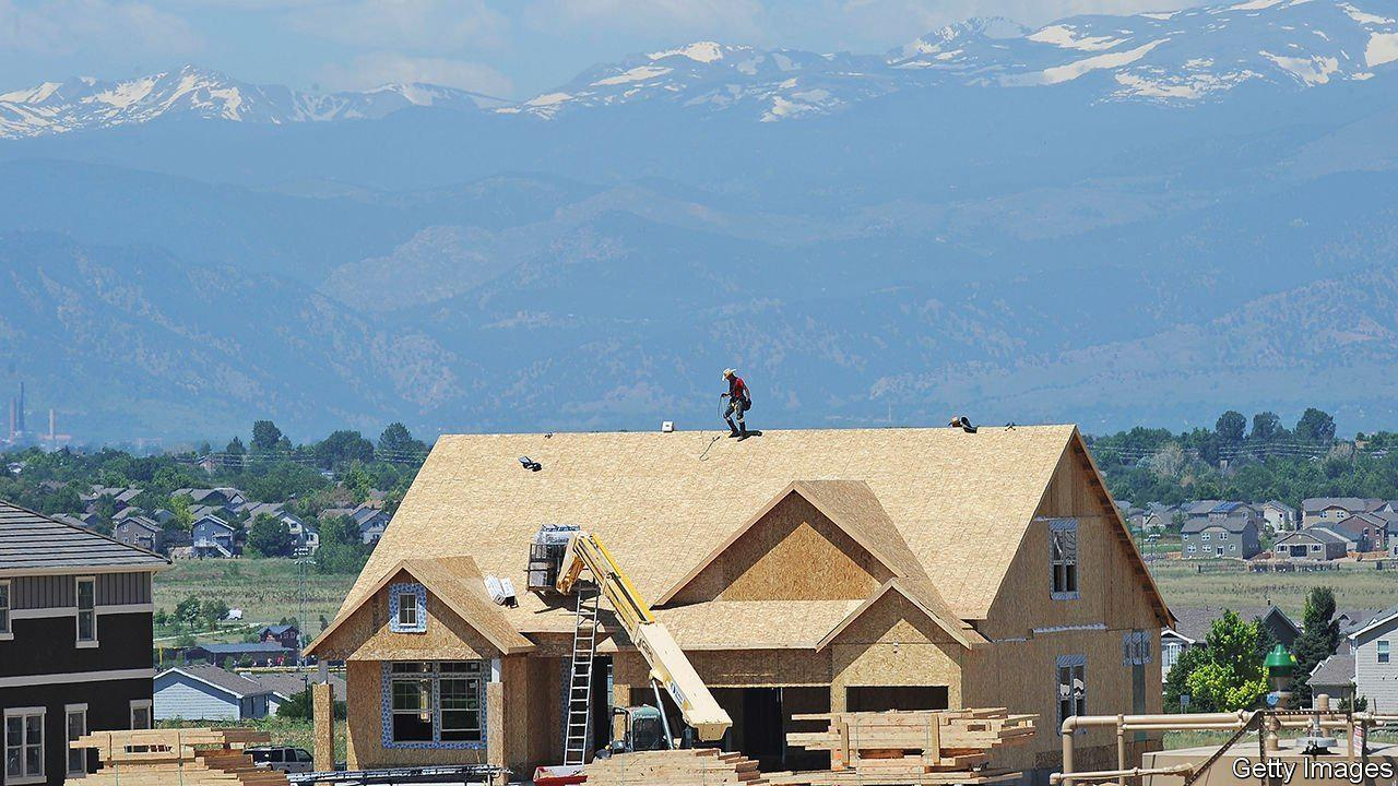 Small cities in America's Mountain West are booming