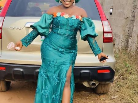 Ladies Fashion: 30 Vibrant And Exquisite Lace Aso Ebi Styles You will Love.