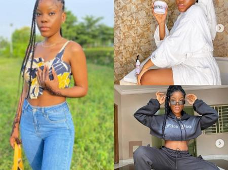 Months after Nimie having a date with Rema Check out recent photos her