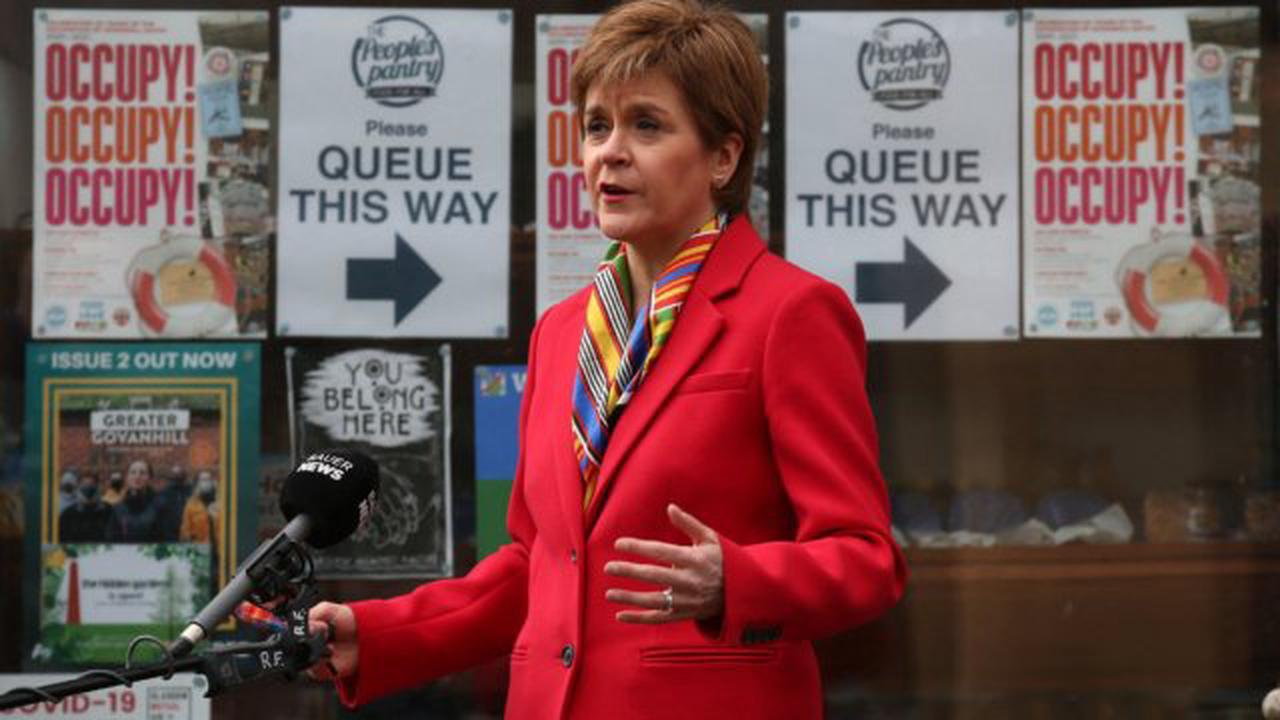 Scottish independence: Nicola Sturgeon says Covid may delay indyref2 until 2024
