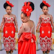 Mummies, Here Are 50 Adorable Ankara Styles That Could Make Your Daughter(s) Look Chic This Weekend