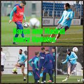 Injury Updates on Benzema, Hazard, Pedri, Araujo and Two Others