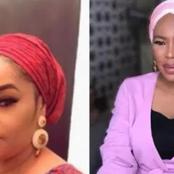 Why I slapped Fathia Balogun at a burial service