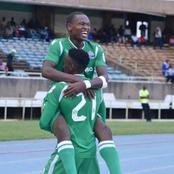 Gor Mahia Top Scorer Quits Team For Ulinzi Stars