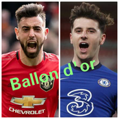 Opinion: Mason Mount And Bruno Fernandes Deserve To Be Shortlisted Among Ballon d'or Contenders.